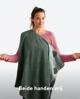 Bild von Towel capde bain 75x75 green